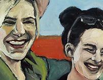 Paintings 2016 - 2017