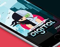 Avaliação Digital - Mobile Ui
