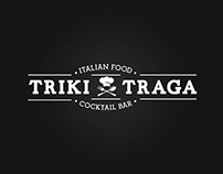 Triki Traga - Italian Food - Corporate Identity