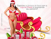 Campanha Natal 2014 - Loja do Prazer