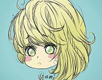 Sad Blondie