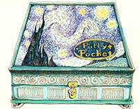 polly pocket van Gogh