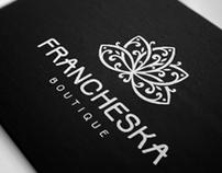 Francheska visual identity