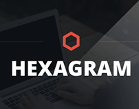 Hexagram creative portfolio