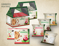Grandiss - Packaging
