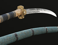 Sangsudo: Korean Big Sword