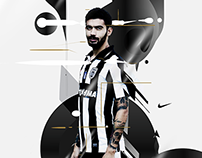 PAOK FC - Sports Illustrations
