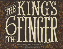 """The King's 6th Finger"" Children's Book"