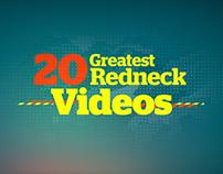 CMT - 20 Greatest Redneck Videos