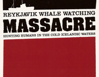REYKJAVIK WHALE WATCHING MASSACRE (COPY)