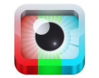 Crazy Synth // Red // Green // Blue @ App Store. Click!