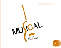 "Manual de Identidad Corporativa para ""Musical Hostel"""