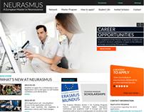Neurasmus Website