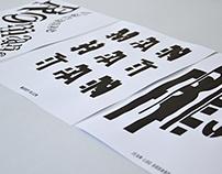 Lettera & Figura - Posters