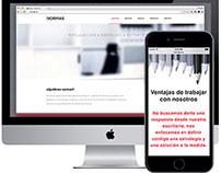 Normas :: website