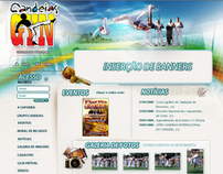 Website - Grupo Candeias