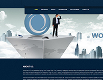 website design & UI