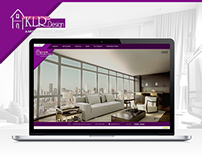KLR Design - Website