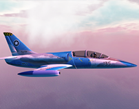 2012 - PREFABRICA Airplanes - InGame products