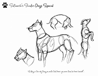 Sketching - Dogs Special