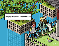 Gyeonghoeru Pavilion (Pixel World)