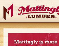 Matting Lumber