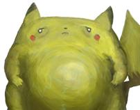 Diabetic Pikachu