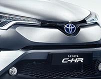 Toyota C-HR (PR)