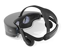 [스타트업 디자인]VR VAR Goggle, Startup, Concept, Product, 브랜딩