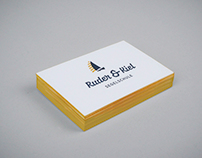 Branding / Corporate Design Sailing School