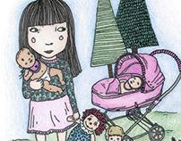 """Children's Illustration Brief - """"A - Z"""""""