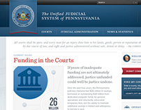 Judicial System of Pennsylvania Website