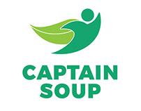 Logo Design for Captain Soup
