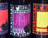 Tempranillo Labels