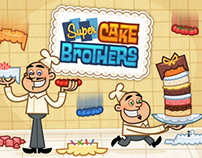 Super Cake Brothers Mobile Game