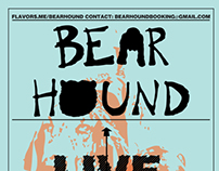 Bearhound Poster