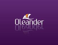 Oleander Airlines Branding