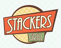 Stackers Diner Identity