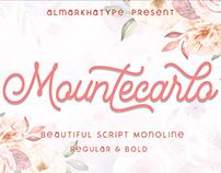 Mountecarlo-Beautiful Monoline - FREE