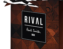 "Paul Smith Fragrance Brief - ""RIVAL"""