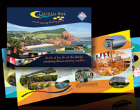 Ladram Bay Holiday Park Brochure & Branding