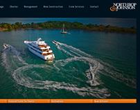 Northrop and Johnson Website Design
