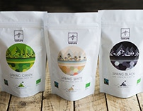 Tea Packaging for Tealure