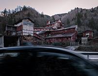 ARCHITECTURE / TORGOLA MINE // Collio (BS)
