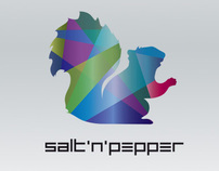 Logo Design SALT'N'PEPPER