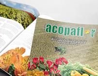 Diseño editorial / Acopaflor Magazine