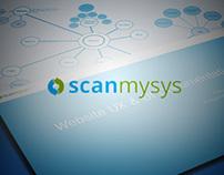 ScanMySys UX/UI Design
