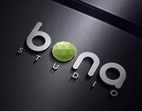 Bona Studio 3D // Branding