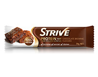 Strive Protein Bar Packaging