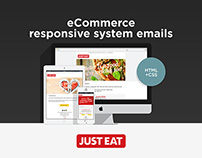 eCommerce System Emails - rebrand and development